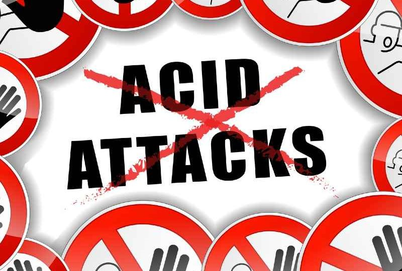 acid attack under IPC