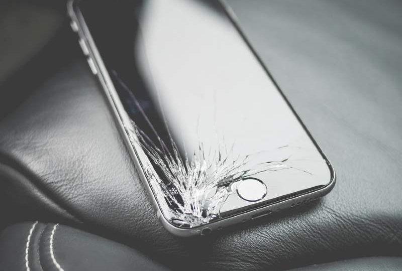 Broken Phone and Computer