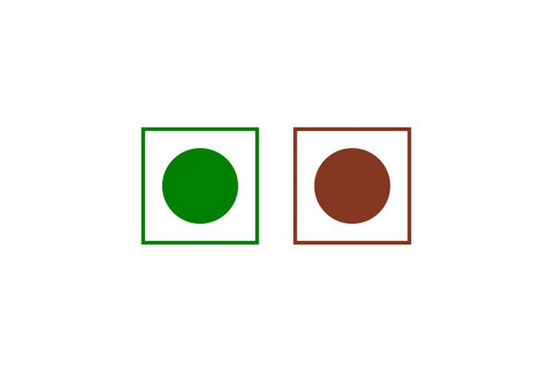 veg non-veg symbol
